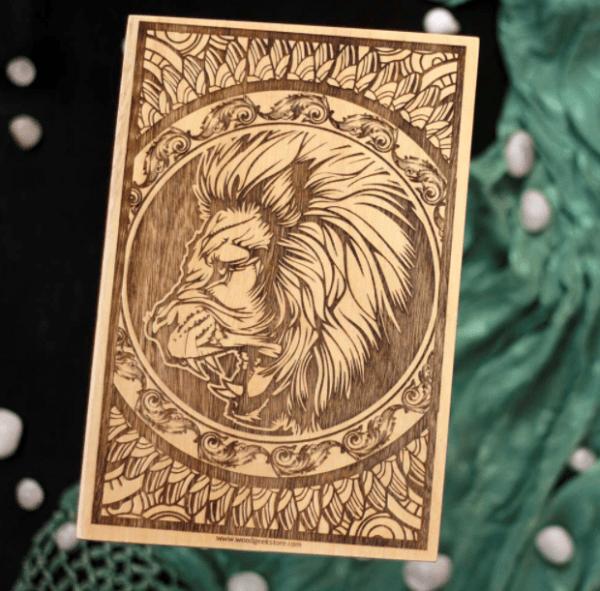 cung sư tử - leo