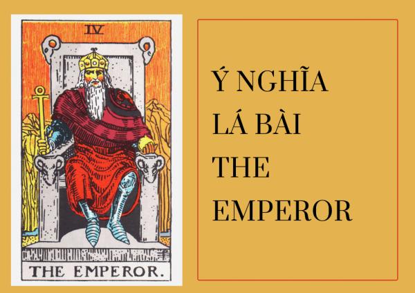 ý nghĩa lá bài The Emperor
