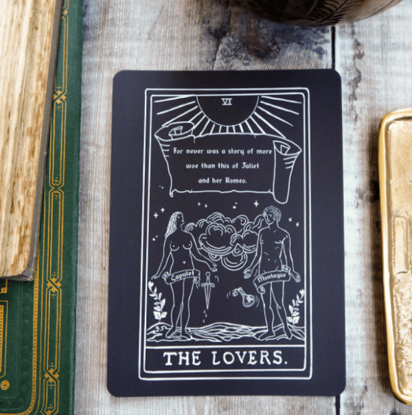 Ý nghĩa lá bài The Lovers