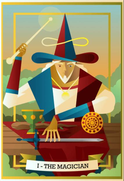 ý nghĩa lá bài the magician