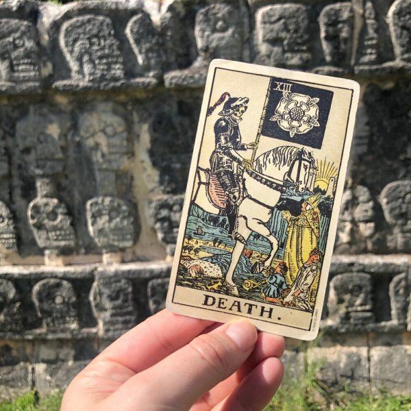 Ý nghĩa lá bài Death