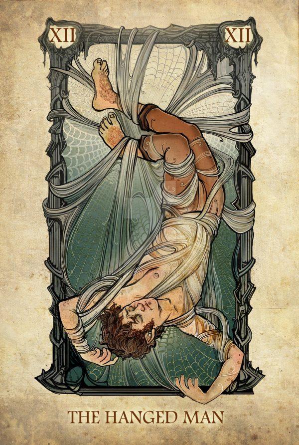 ý nghĩa lá bài The Hanged Man
