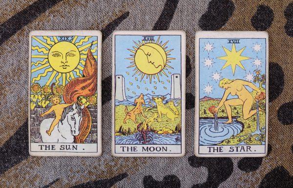 ý nghĩa lá bài The Moon