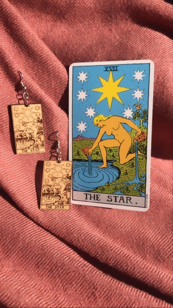ý nghĩa lá bài The Star
