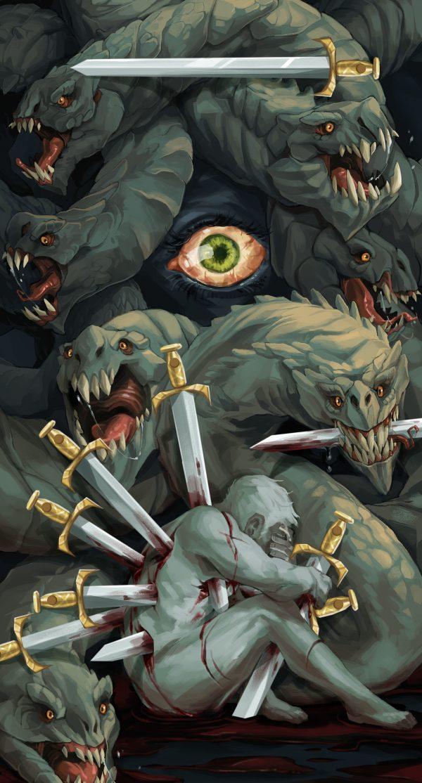 Ý nghĩa lá bài Nine of Swords