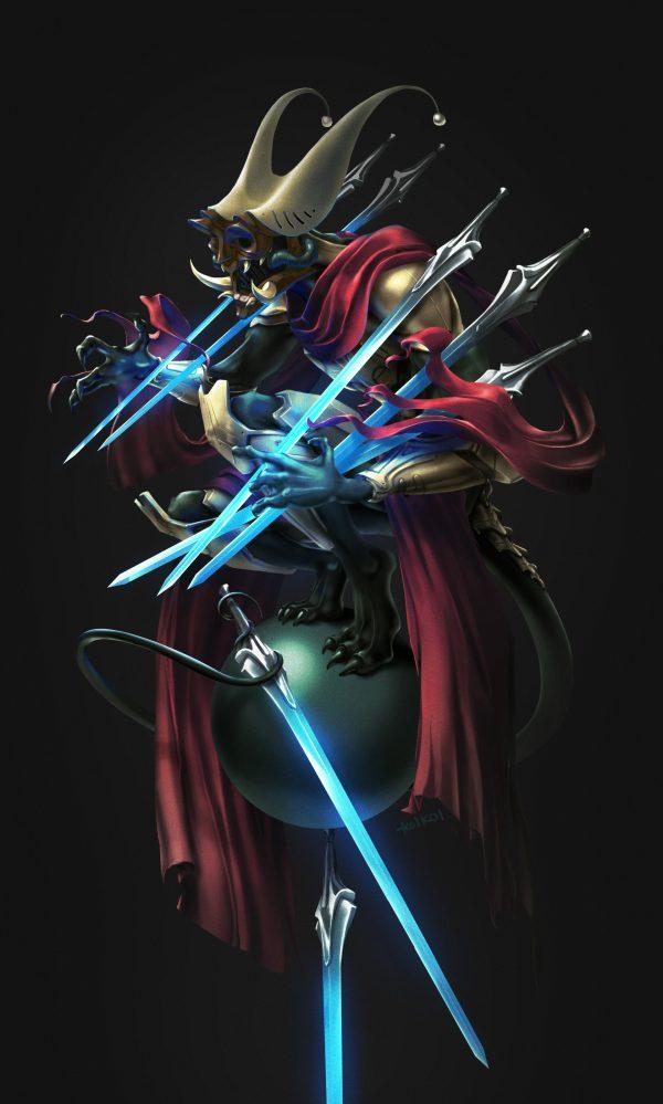 ý nghĩa lá bài Seven of Swords