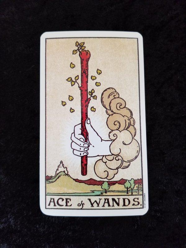 Ý nghĩa lá bài Ace of Wands