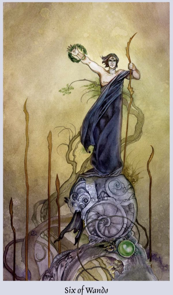 Ý nghĩa lá bài Six of Wands