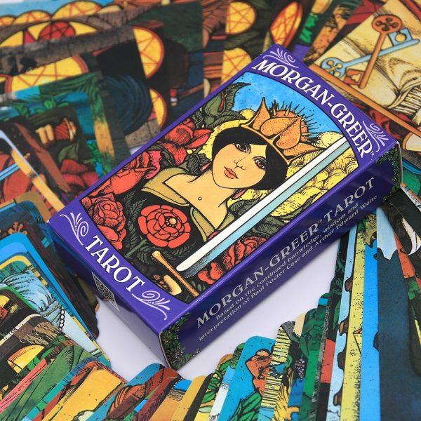 10 bộ bài Tarot được sử dụng phổ biến