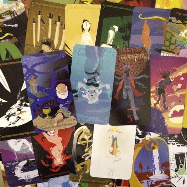 bộ bài Tarot mang đến chiêm nghiệm và trải ngiệm mới